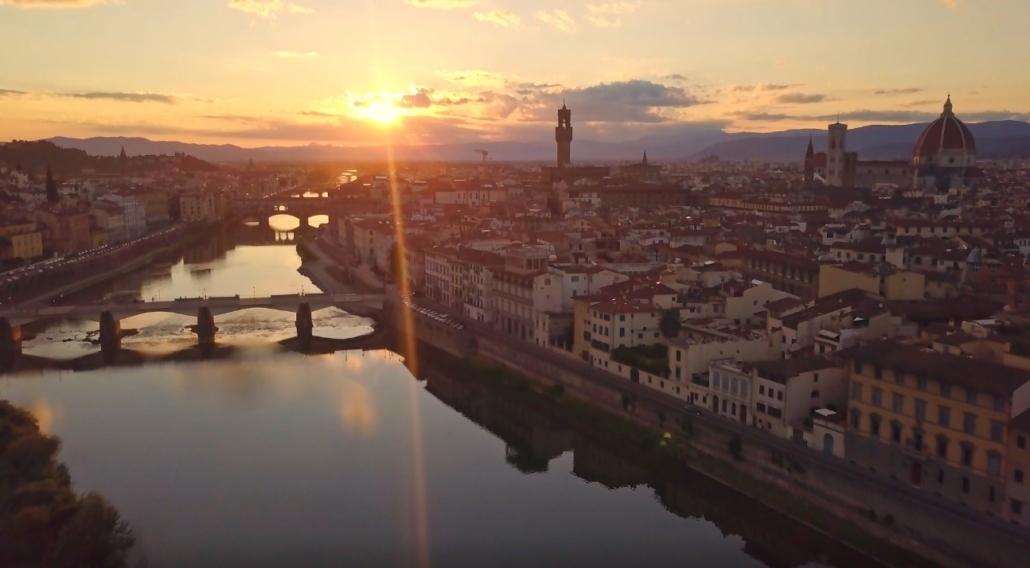 Video Riprese con Drone Firenze